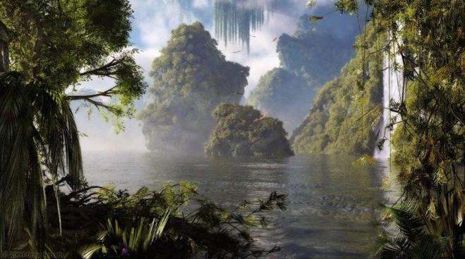 虚拟自然保护区